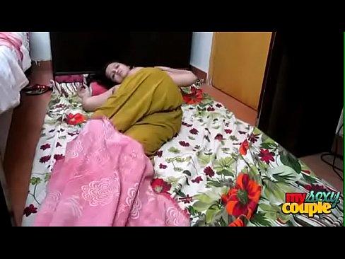 Indian Bhabhi Sonia Hot XXX Fuck On Floor Late Night POV