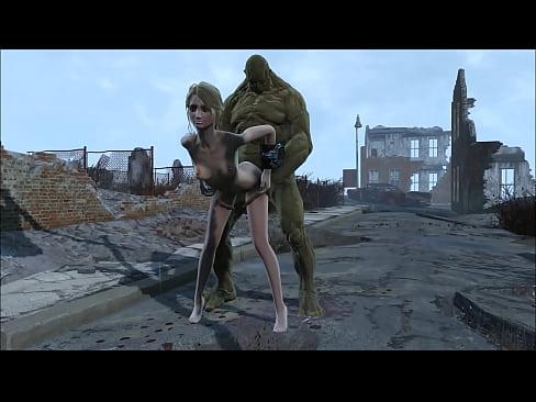 Fallout 4 katsu sex slave - 3 5