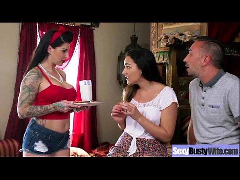 Big Tits Mommy Enjoy Hard Style Sex (darling danika) vid-12