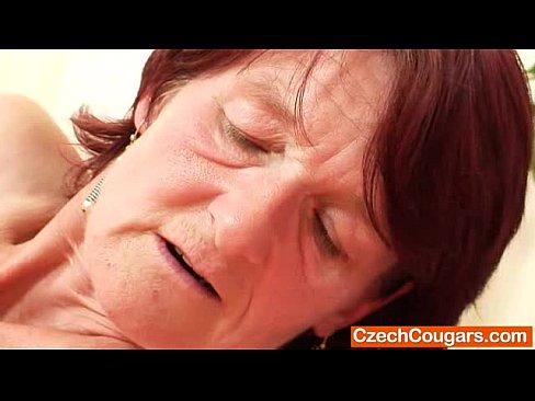 Old piss grandmother good
