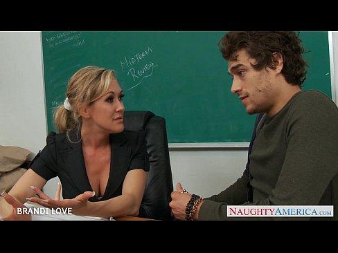 Belle brandi from fuck her learnig suck teacher