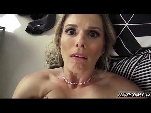 Blonde Milf Orgasm Creampie