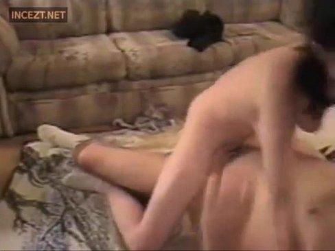 Daddy fucks young girl homemade