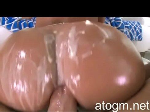 Ebony Lesbian Anal Fisting