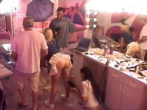 Taylor Rain Behind The Scenes