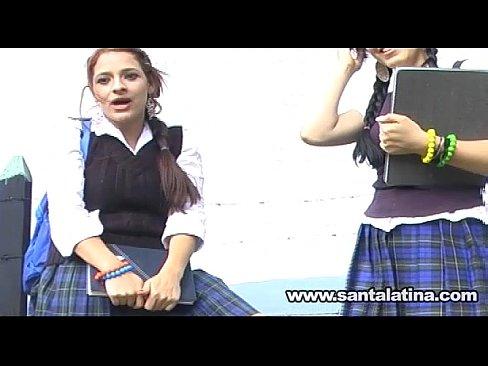 Colombianas jovencitas lesbianas