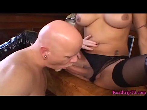 Hot sexy big tits dress