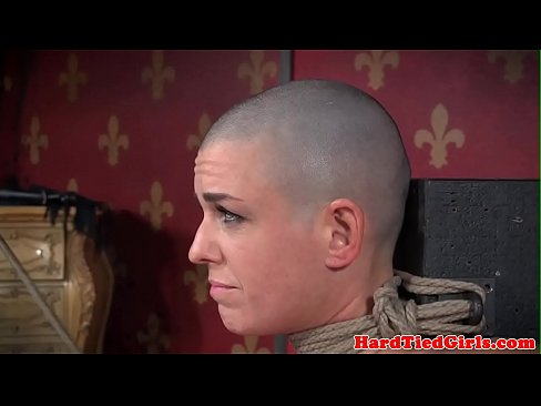 slave head shaving punishment Bdsm