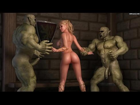 Monster sex