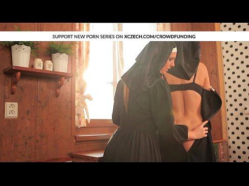 nun having sex video
