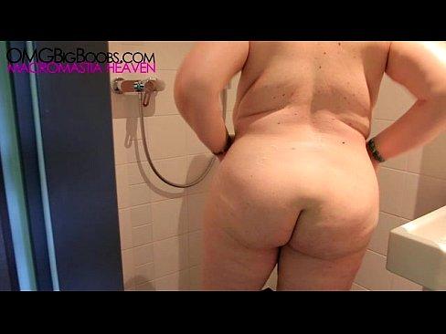 Amataur natural bbw anal