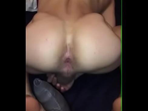 Giant uncut cock