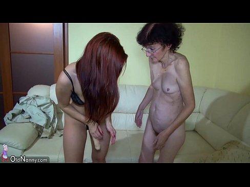 Granny lisbians