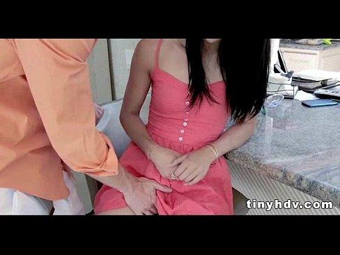 Really small teen pussy Alaina Kristar 8 91