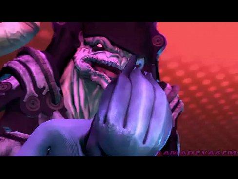 Mass Effect Alieno HMV