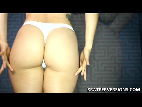 White shit porn site