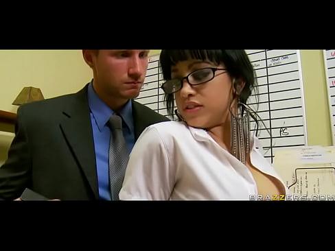 Abella Anderson in : Suckretary : HD