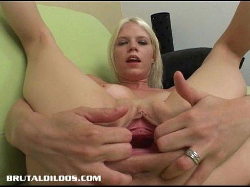 Extreme dildo and extreme dick on jayda asshole-42873