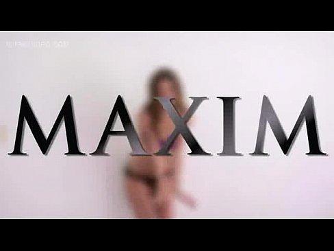 Maxim Model Magazine