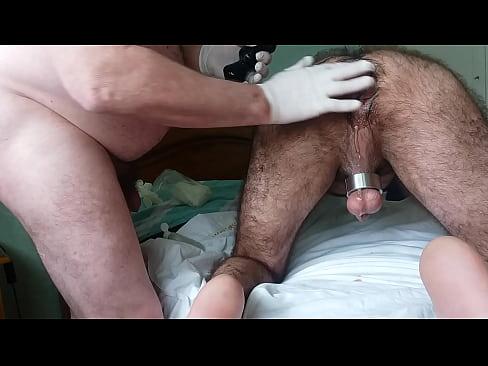 Gay men extreme medical porn