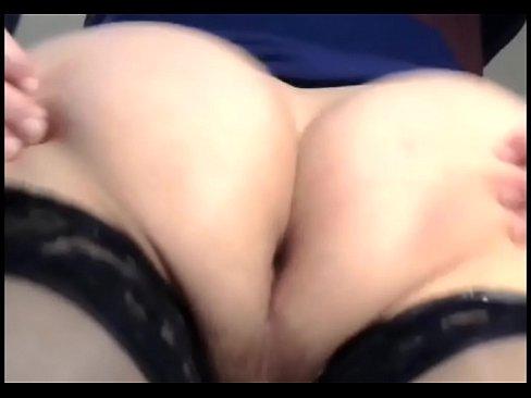Butt asscheeks tranny