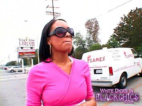 Aliana Love - White Dicks in Black Chics