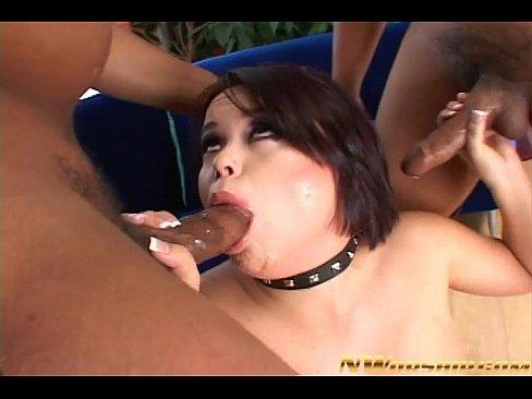 Party girl gangbang video
