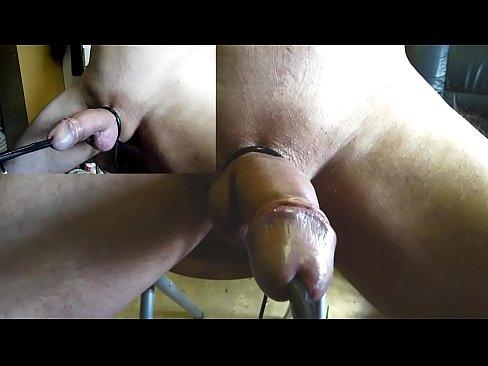 electrostim sexoe electrodo de bola de zoom POV Estim increible jeu uretal