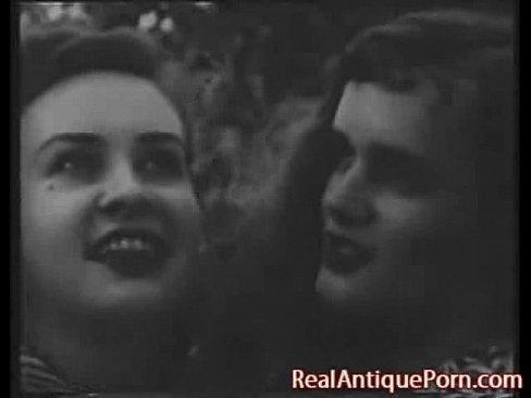 1920 Retro Porn Interacial