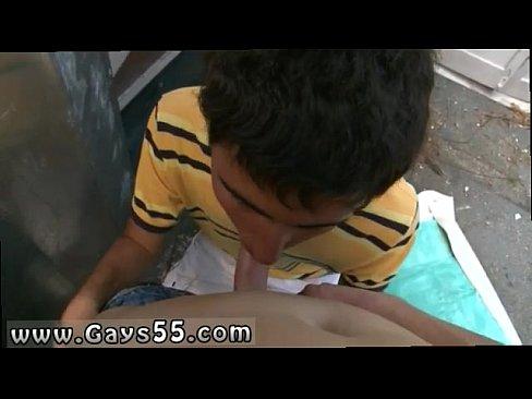 Homeless boy fucked