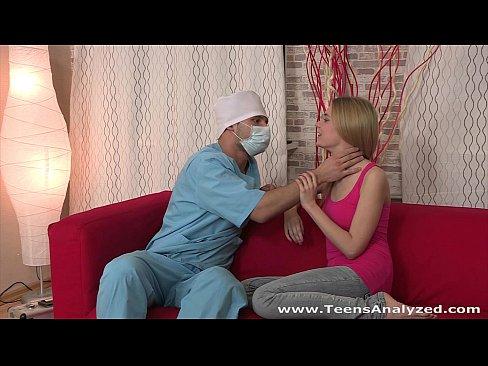 Teen anal doctor