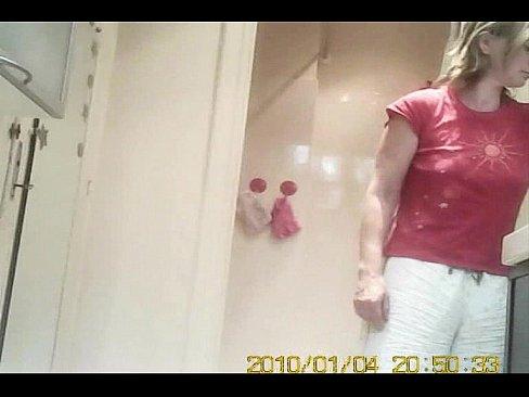 Women naked on bathroom spycam, bedtime sex girls