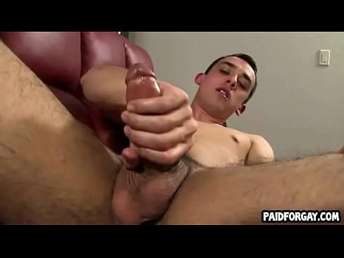 Ian Dustin Tugging Cocks
