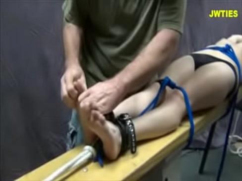 bondage Jenni Bliss