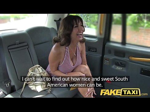 Fake Taxi Anal Mature -