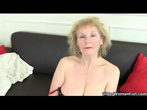 British Grannies 89