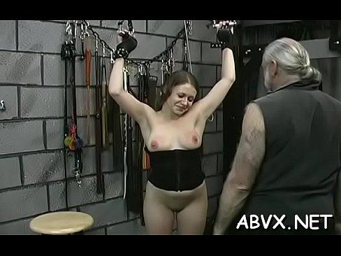 Severe bondage