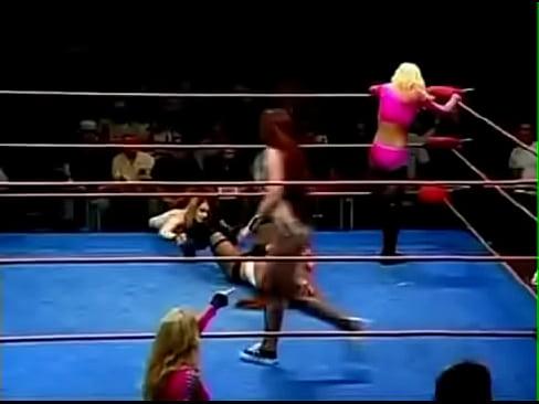 Hot Sexy Fight - Female Wrestling