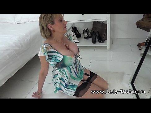 Nerdy Blonde Teen Big Tits