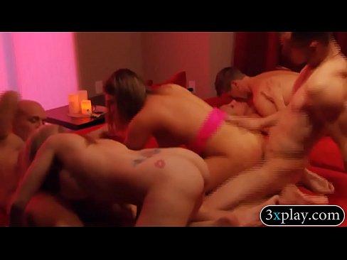 Partner sex Orgy