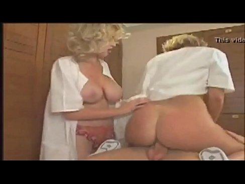 Big Natural Tits Threesome Hd