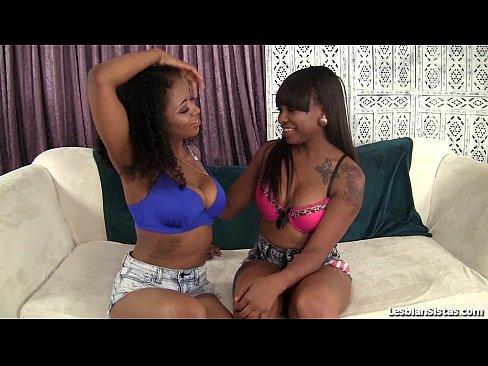 Ebony girls videos