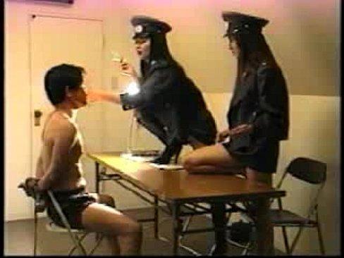 Japanese police women cfnm phrase