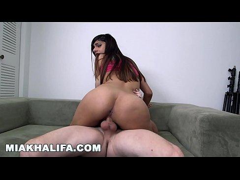 MIA KHALIFA - Cum Watch My Porn Audition With Tony Rubino