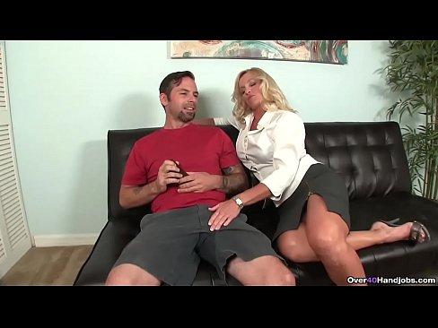Milf Sucks Young Black Cock