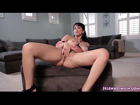 Jelena Jensen Dildo Video