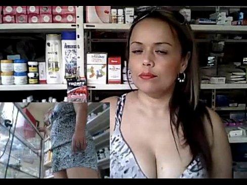Masturbation at the pharmacy