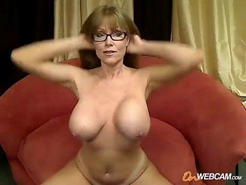 Milf solo webcam
