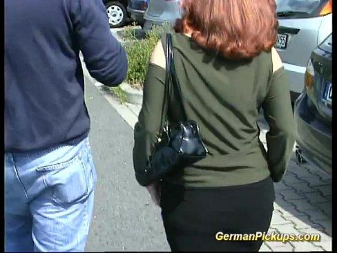 German Pick Up Porn