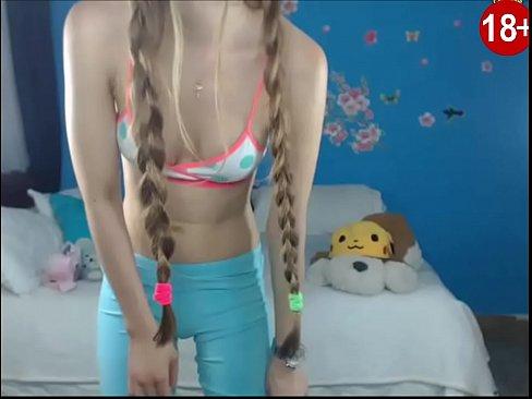 Teen First Webcam2
